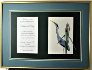 Quilled Wildlife Keepsake